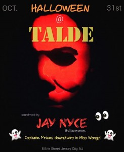 This Saturday come celebrate Halloween with me upstairs at taldejchellip