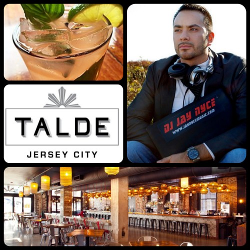 Talde jersey city wedding